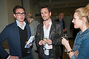 ADAM HYMAN; LUKE BISHOP; ELOISE DE FINE, STREETSMART RAISES RECORD-BREAKING £805,000 TO TACKLE HOMELESSNESS. Celebrate with a drinks party at the Cabinet Office. Horse Guards Rd. London. 13 May 2013.