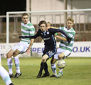 27-01-2015 Dundee v Celtic - SPFL Development League