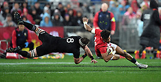 Wellington-International Rugby, 2nd test, New Zealand v Lions