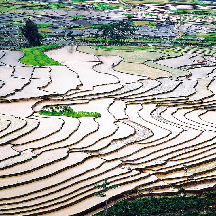 Vietnam Images-Landscape-nature-Yen Bai. phong cảnh việt nam
