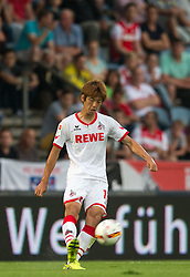 22.07.2015, Grenzland Stadion, Kufstein, AUT, Testspiel, 1. FC Köln vs RCD Espanyol Barcelona, im Bild Yuya Osako (1. FC Koeln) // during the International Friendly Football Match between 1. FC Cologne and RCD Espanyol Barcelona at the Grenzland Stadion in Kufstein, Austria on 2015/07/22. EXPA Pictures © 2015, PhotoCredit: EXPA/ Johann Groder