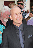 Bruce Willis, Red 2 European Film Premiere, Empire cinema Leicester Square, London UK, 22 July 2013, (Photo by Richard Goldschmidt)
