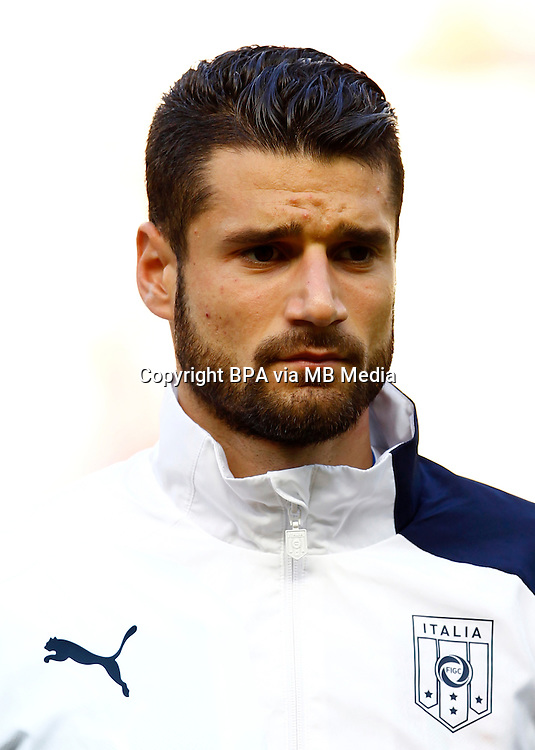 Football Fifa Brazil 2014 World Cup / <br /> Italy National Team - <br /> Antonio CANDREVA of Italy