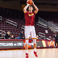 USC Men's Basketball | 2016 | Troy