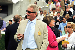 COUNT LEOPOLD VON BISMARCK at day 1 of the annual Glorious Goodwood racing festival held at Goodwood Racecourse, West Sussex on 28th July 2009.