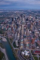 Calgary Metropolis, Due East