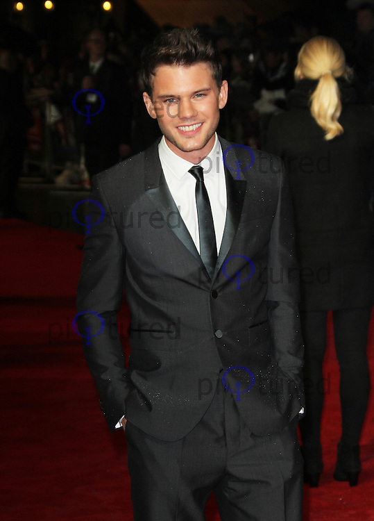 LONDON - OCTOBER 21: Jeremy Irvine attended the European Film Premiere of 'Great Expectations' at the Odeon Leicester Square, London, UK. October 21, 2012. (Photo by Richard Goldschmidt)