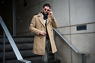 Camel Coat, NYFWM Day 2