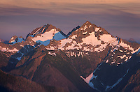Spider Mountain, Mount Formidable, North Cascades