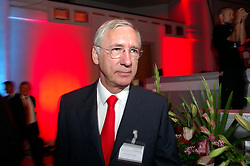 BRUSSELS, BELGIUM - AUGUST-6-2007 - CEO and Member of the Fortis Board, Chairman of the Boards of Fortis Bank and Fortis Insurance, Jean-Paul Votron, arrives for an extraordinary shareholders meeting at the Bozar Center in Brussels, Monday August 6, 2007. (Photo © Jock Fistick)