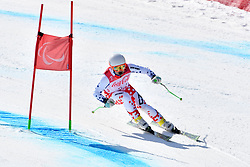 HETMER Patrik B2 CZE Guide: MACALA Miroslav competing in ParaSkiAlpin, Para Alpine Skiing, Super G at PyeongChang2018 Winter Paralympic Games, South Korea.
