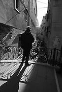 Italy. Venice.  Rio di san Salvador,   / Rio de san Salvador, le canal de San Salvador Venise - Italie
