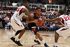 20101118 - Virginia Cavaliers at Stanford Cardinal (NCAA Basketball)