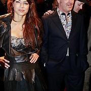 NLD/Amsterdam/20110315 - Inloop Boekenbal 2011, Ellen ten Damme en Bob Fosko