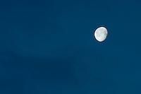 Moonlight, Lofoten, Norway,