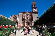 MEXICO, SAN MIGUEL ALLENDE Church of San Francisco, 1779-1799
