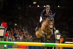 Maikel van der Vleuten (NED) & VDL Groep Arera C  Longines Christmas Cracker<br /> London International Horse Show 2015<br /> © Hippo Foto - Jon Stroud