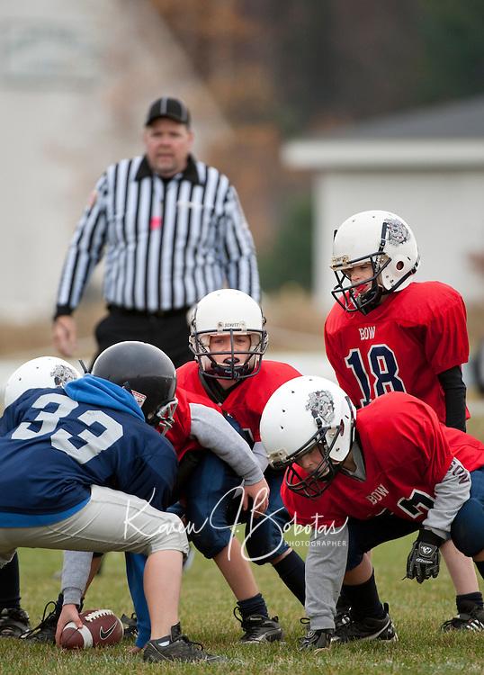 Silver Hawks Football versus Bow 11am October 30, 2010.