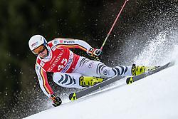 02.02.2020, Kandahar, Garmisch, GER, FIS Weltcup Ski Alpin, Riesenslalom, Herren, 1. Lauf, im Bild Maarten Meiners (NED) // Bastian Meisen of Germany in action during his 1st run of men's Giant Slalom of FIS ski alpine world cup at the Kandahar in Garmisch, Germany on 2020/02/02. EXPA Pictures © 2020, PhotoCredit: EXPA/ Johann Groder