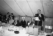 Official opening of Northgate Exploration Ltd's Tynagh Mines, Co. Galway by An Taoiseach Seán Lemass.<br /> 22.10.1965