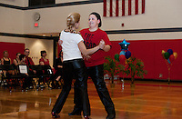 Dancing With the Community Stars at Laconia Middle School Saturday,  March 31, 2012.