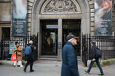 2019-11-06 National Portrait Gallery closure for refurbishment