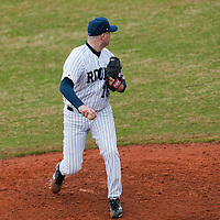 Baseball - European Cup 2009 - Nettuno (Italy) - 01/04/2009 - L&D Amsterdam v Rouen Baseball '76 - Robin Roy