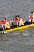 Putney/Barnes,  Great Britain, 2008 Head of the River Race. Raced from Mortlake to Putney, over the Championship Course.  15/03/2008  [Mandatory Credit. Peter Spurrier/Intersport Images] Rowing Course: River Thames, Championship course, Putney to Mortlake 4.25 Miles,