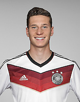 FUSSBALL   PORTRAIT TERMIN DEUTSCHE NATIONALMANNSCHAFT 24.05.2014 Julian Draxler (Deutschland)