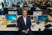 JP Rangaswami, chief data officer and head of strategy & innovation for Deutsche bank.