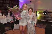 Laura Kelly Menlo and Linda Keane Best Buddies  at the Ability WestBest Buddies ball at the Menlo Park Hotel, Galway. Photo:Andrew Downes Photography.