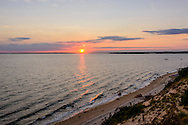 Noyack Bay Sunset, Sag Harbor, NY, North Haven