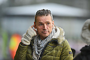 The Chairman Dale Vince during the FA Trophy match between Forest Green Rovers and Truro City at the New Lawn, Forest Green, United Kingdom on 10 December 2016. Photo by Adam Rivers.