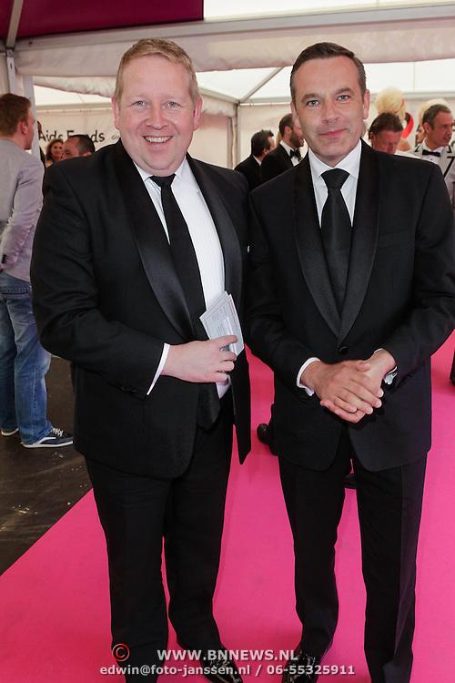 NLD/Amsterdam/20120602 - Amsterdamdiner 2012, directeur The Grand ????. en