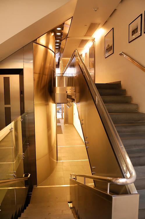 Exhibition, Austria Cultural Forum, Midtown, Manhattan, New York, New York, USA
