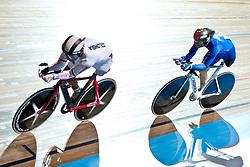 GALVIS BECERRA Alvaro, MACCHI Fabrizio, COL, Individual Pursuit, 2015 UCI Para-Cycling Track World Championships, Apeldoorn, Netherlands