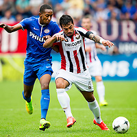 20140810 - WILLEM II - PSV