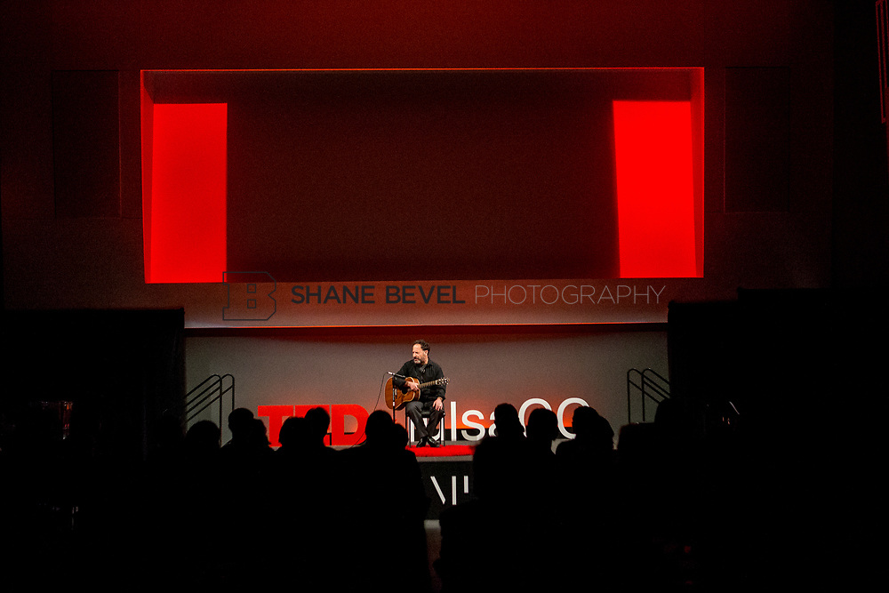 4/29/17 5:52:23 PM -- Tedx TulsaCC event at the Center for Creativity. Released under Creative Commons license for non commercial, non derivative usage. <br /> <br /> Photo by Shane Bevel