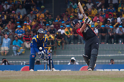 ©London News Pictures. 26/03/2011.Ian Bell plays an off drive before getting out for 25. Photo credit should read Asanka Brendon Ratnayake/London News Pictures