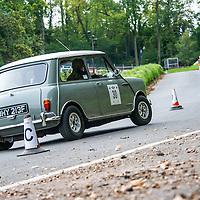 Car 30 Sally Fenna Tim Fenna Mini Mk I