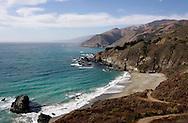 US-CARMEL: Pacific Ocean near Carmel . PHOTO: GERRIT DE HEUS