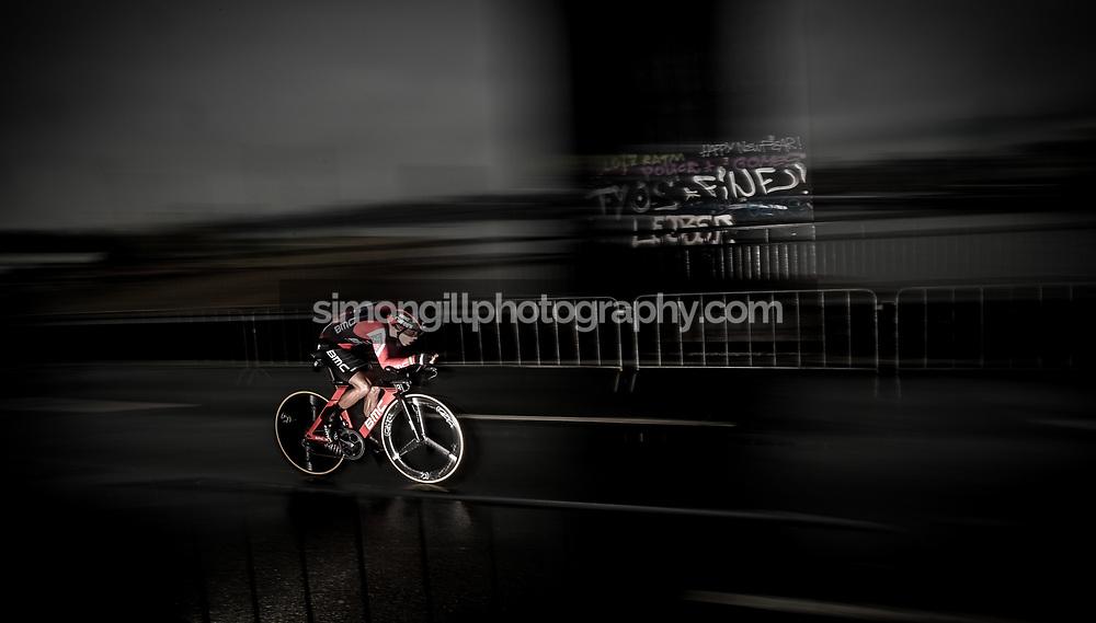 July 1st 2017, Düsseldorf, Germany; Cycling, Tour de France, Stage 1; Richie Porte