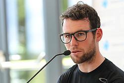 Mark Cavendish of Team Dimension Data before press conference of cycling race Po Sloveniji - Tour de Slovenie 2015 on June 15, 2016 in Hotel Jama, Postojna, Slovenia. Photo by Morgan Kristan / Sportida