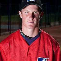 Baseball - MLB European Academy - Tirrenia (Italy) - 20/08/2009 - Dylan Unsworth (South Africa)