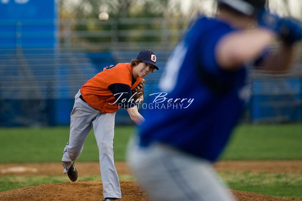 MCHS Varsity Baseball.vs Orange.4/12/2008..