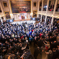 Boston Mayor Tom Menino announcement, 3/28/2013