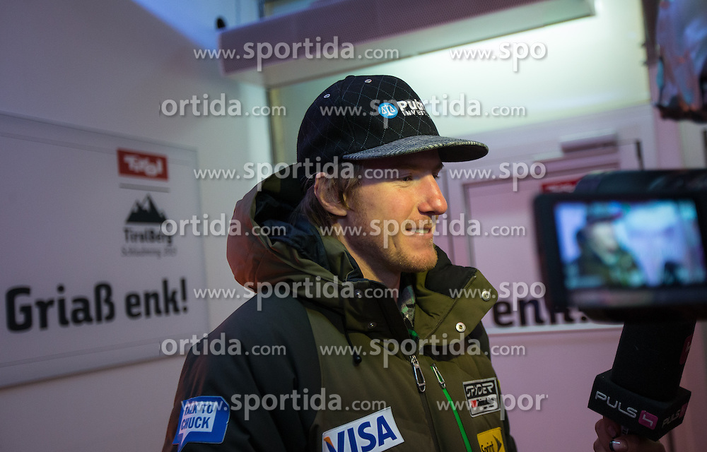 11.02.2013, Tirolberg, Schladming, AUT, FIS Weltmeisterschaften Ski Alpin, Abend Vail, Beaver Creek 2015, im Bild Ted Ligety (USA) // at the Abend Vail, Beaver Creek 2015 during FIS Ski World Championships 2013 at the Tirolberg, Schladming, Austria on 2013/02/11. EXPA Pictures © 2013, PhotoCredit: EXPA/ Johann Groder