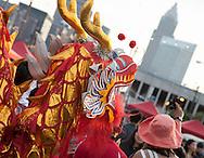 Cleveland China Town parade