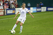 20 October 2014: Kelley O'Hara (USA). The United States Women's National Team played the Haiti Women's National Team at RFK Memorial Stadium in Washington, DC in a 2014 CONCACAF Women's Championship Group A game, which serves as a qualifying tournament for the 2015 FIFA Women's World Cup in Canada. The U.S. won the game 6-0.