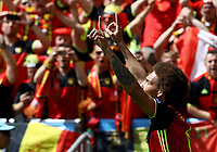 Alex Witsel celebrating after the goal of 2-0 esultanza<br /> Bordeaux 18-06-2016 Nouveau Stade Footballl Euro2016 Belgium - Republic of Ireland  / Belgio - Irlanda Group Stage Group E. Foto Matteo Ciambelli / Insidefoto